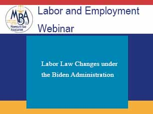 mba - labor laws